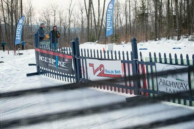 Dublin Double XC ski race